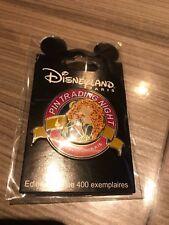Disney DLP Paris Pin Trading Night LE 400 Logo Pin Merida Brave Rebelle 080