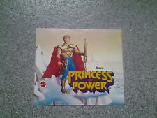 "She-Ra Princess of Power-Sammelaufkleber (1985)""Bow"""