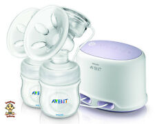 Avent Comfort Double Electric Breast Pump SCF334/12 2015 Version