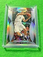 DYLAN WINDLER PRIZM SILVER ROOKIE CARD JERSEY#3 CAVALIERS 2019 Panini Prizm DP