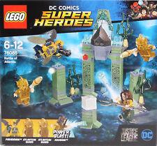 LEGO DC Universe Super Heroes 76085 Das Kräftemessen um Atlantis Aquaman NEU