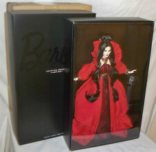 2013 DIRECT EXCLUSIVE Barbie Collector HAUNTED BEAUTY VAMPIRE Doll NRFB