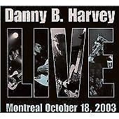 Danny B. Harvey - Live in Montreal (Live Recording, 2006)