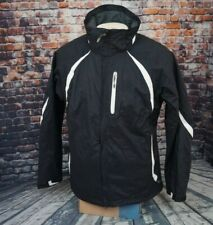Vtg Nike ACG 3 Storm Fit Jacket All Conditions Gear Black White Mens M Medium