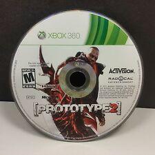 Prototype 2 (Microsoft Xbox 360) DISC ONLY #9432