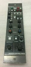 Sony RCP-3711 Remote Control Panel