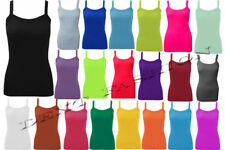 Fitted Cotton Sleeveless Tops & Shirts Plus Size for Women