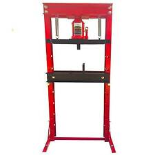 A+20 Ton Hydraulic Shop Press Floor Press H Frame Free Shipping
