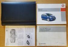 VAUXHALL MERIVA HANDBOOK OWNERS MANUAL GENUINE WALLET 2006-2009 PACK D-668