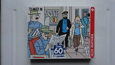 PUZZLE TINTIN HOTEL CONAVIN  60 PIECES NATHAN 1994