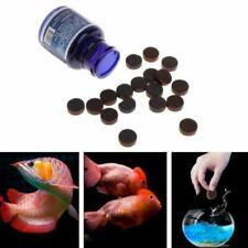 30pcs/Bottle Aquarium Capsule Fish Medicine Medical Tablet Fish Tank Capsules