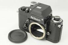Nikon F2 Photomic 35mm SLR Film Camera Black Body Excellent from Japan F/S