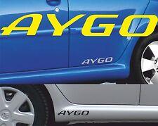 Toyota Aygo 001 #1106
