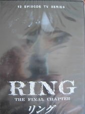 Ring the Final Chapter TV Series Import DVD