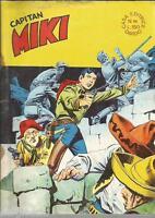 SERIE ALTERNATA GRANDE BLEK / CAPITAN MIKI - 10 - edizione dardo  - 1970