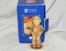Mib M.I. Hummel Figurine Steadfast Soprano Member Excl. 2005 Singing Boy Box