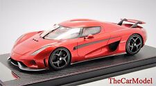 In stock Koenigsegg Regera Red Limited 399 pcs Avanstyle FrontiArt 1/18