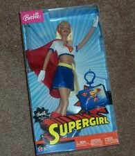 2003 Barbie as  Supergirl