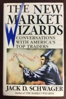 The New Market Wizards 1992 Hardback Jack Schwager PreownedBook.com