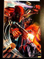 Deadpool #1 (2018) Greg Horn Exclusive Virgin Variant NM+