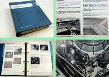Mercedes Benz 107 114 115 116 123 Werkstatthandbuch Sonderausstattungen