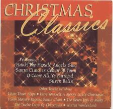 CHRISTMAS CLASSICS - ST PAUL'S CATHEDRAL CHOIR, FRANK SINATRA, ROSEMARY CLOONEY
