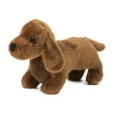 DILLY the Plush DACHSHUND Dog Stuffed Animal - by Douglas Cuddle Toys - #4057
