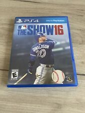 Mlb The Show 16 Sony Playstation 4 PS4