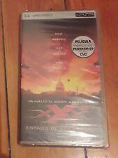 Película XXX 2: Estado de Emergencia (Nueva, con envoltorio original)