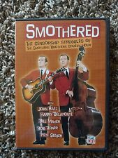 Smothered The Censorship Struggles of the Smothers Brothers Comedy Hour DVD 8