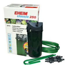 EHEIM - Classic 2213 External Filter with Bio Media - 66 Gallons
