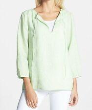 Eileen Fisher Women's Regular 3/4 Sleeve Sleeve Casual Tops & Blouses