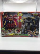 Power Rangers Dino Charge And Ptera Megazord Deluxe Pack Combine Zord Builder