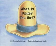 READY READERS, STAGE ZERO, BOOK 29, WHAT IS UNDER THE HAT?, SINGLE COPY (Celebra