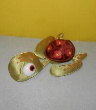 "Disney SQUIRT the Sea Turtle Plush 12"" FINDING NEMO Pixar w/ Plastic Eyes"