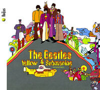 The Beatles Yellow Submarine [Digipak]  CD Sep-2009 Free Shipping New