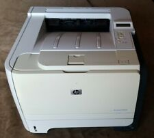 Tested HP Laserjet P2055dn Printer CE459A 57077 Page Count w/ Power & USB Cord