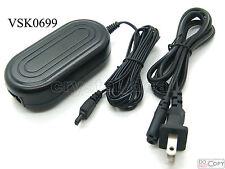 AC Adapter Supply For Panasonic HDC-HS200 HDC-HS250 HDC-HS300 HDC-HS700 HDC-MDH1