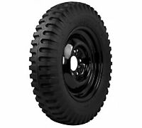Coker Tire 543522 NDT Military Tire 6-Ply