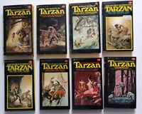 Tarzan of the Apes, Edgar Rice Burroughs ERB, 1975 Ballantine Books (8)