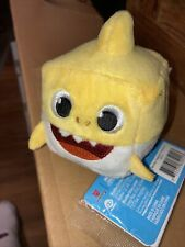 NWT WowWee Pinkfong Baby Shark Official Song Cube - Baby Shark