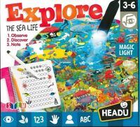 Piccolo Esploratore nel Mare (IT20270) Headu Giochi didattici ed educativi