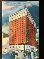 *VINTAGE* MILNER HOTEL /& INN ROOM KEY FOB W JEFFERSON ST LOUISVILLE KY KENTUCKY