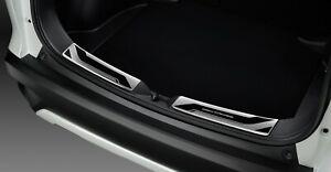 Genuine Corolla CROSS Rear Scuff Plate Car Door Sill Trim Step Garnish Sport ver