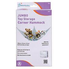 DreamBaby Jumbo Toy Storage Corner Hammock From Baby Barn Discounts