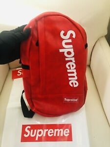 SUPREME BAG SHOULDER (LIMITED) SUPREME CUSTOM MADE BRAND NEW!