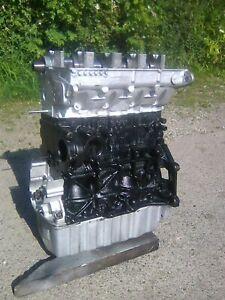 Volkswagen Transporter T5 1.9PD BRS Engine