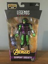 Hasbro Marvel Legends Avengers Serpent Society King Cobra Thanos BAF Wave Figure