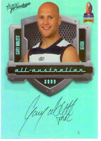 2010 Select AFL Prestige All Australia Team Foil AA18 Gary Ablett (Geelong)