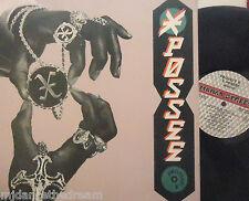 PROJECT X - X POSSEE ~ Various Artists ~ VINYL LP